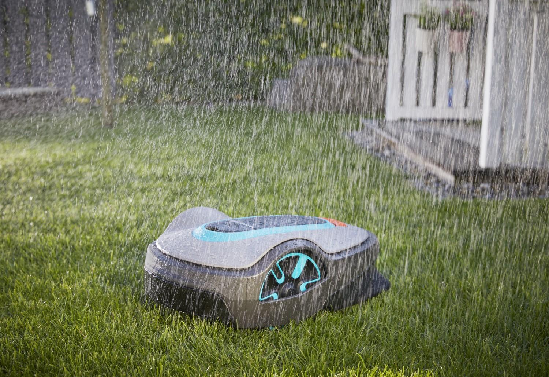 Pracuje tiež za dažďa