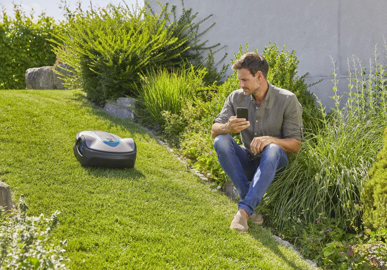 Ovládajte Gardenu pomocou telefónu