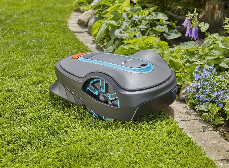 Predstavenie robotickej kosačky Gardena Sileno life 1250 smart