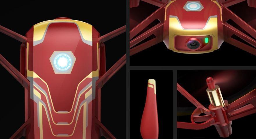 Iron Man dizajn