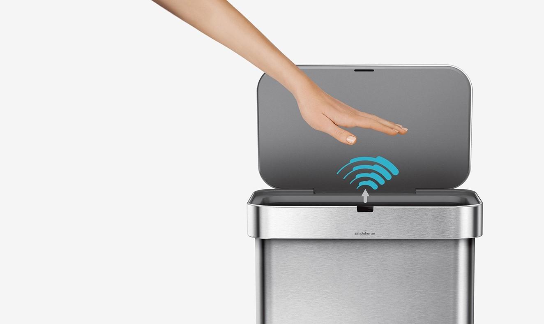 Šikovný pohybový senzor