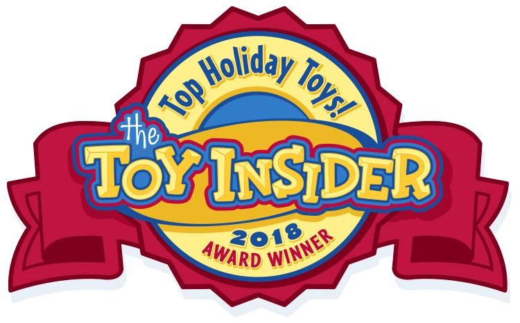 Ocenenie v súťaži the Toy Insider 2018