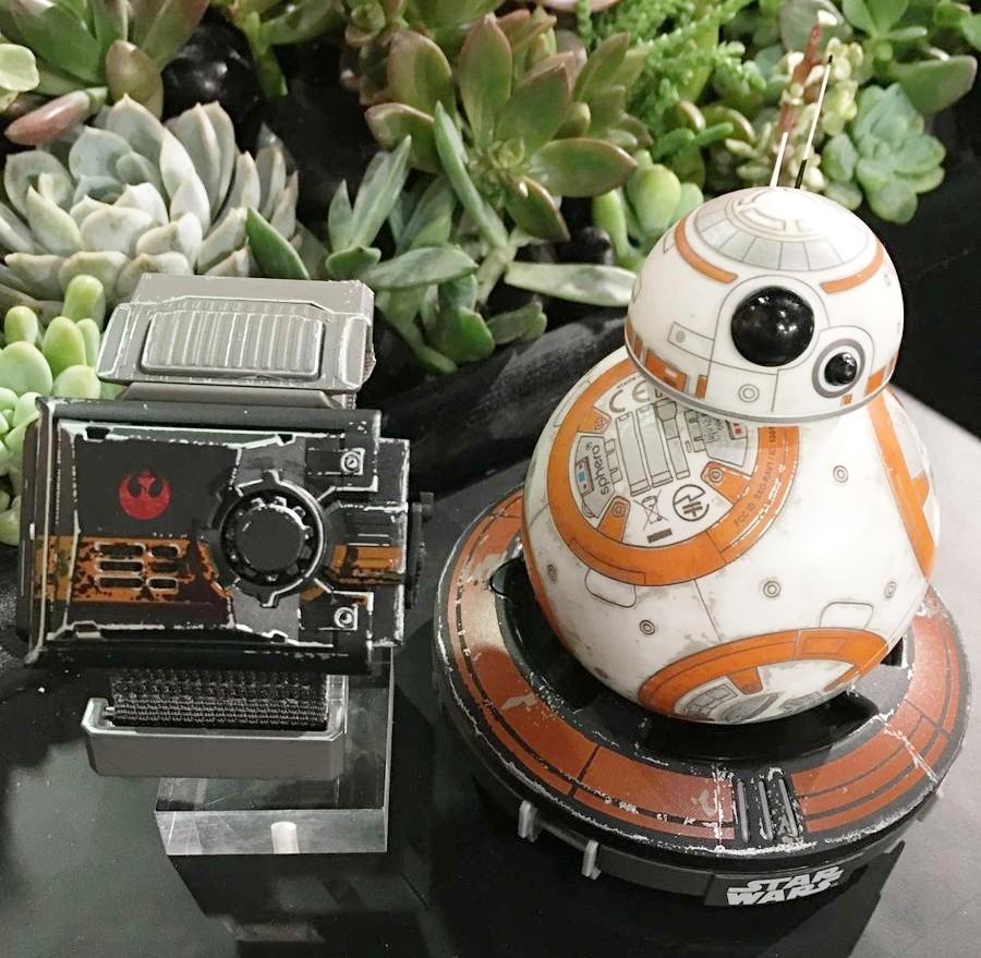 Představení speciální edice Sphero BB-8 Star Wars + Force Band