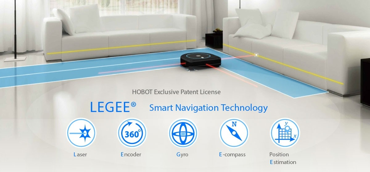 LEGEE Smart Navigation Technology
