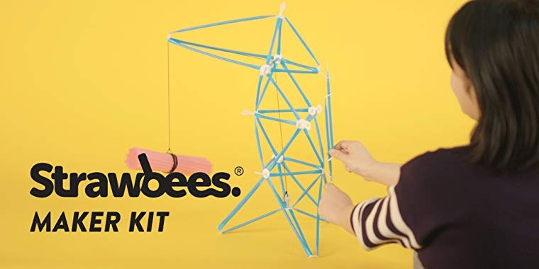 Prebuďte v sebe vynálezca s konštrukčnou stavebnicou Strawbees