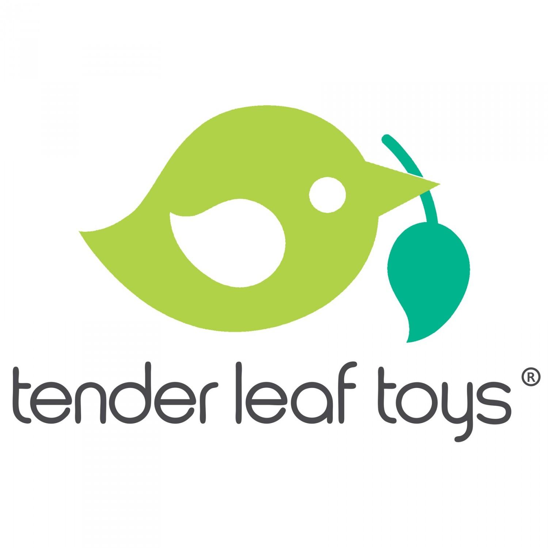Cieľ dizajnérov Tender Leaf Toys