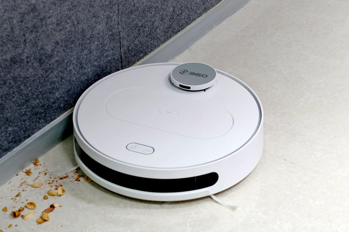 Predstavenie robotického vysávača 360 S6