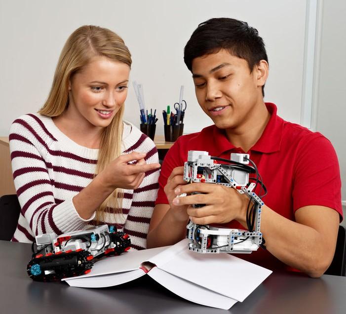 Predstavenie LEGO Mindstorms Doplnkovej súpravy