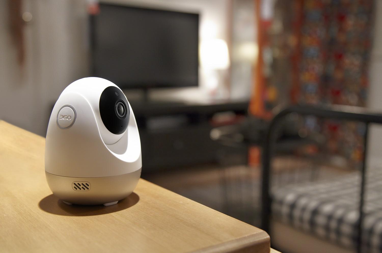 Predstavenie 360 Smart Camera D706
