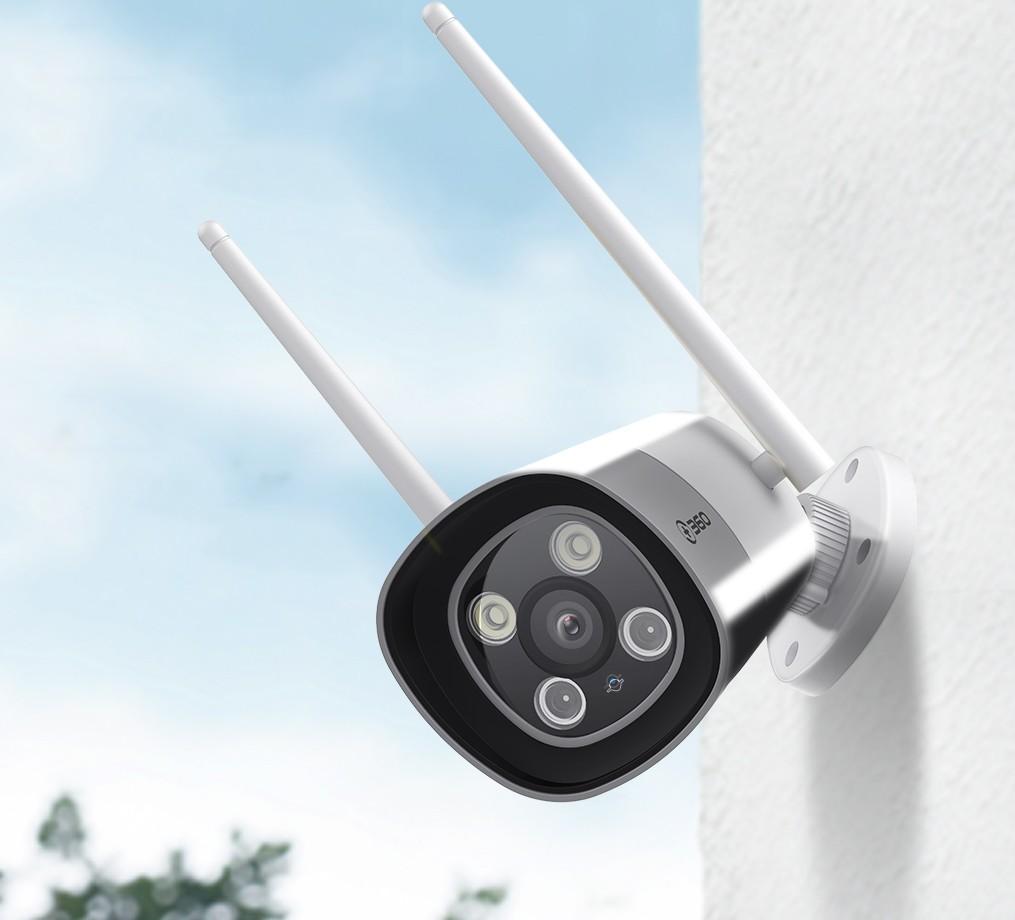 Predstavenie 360 Outdoor Camera D801