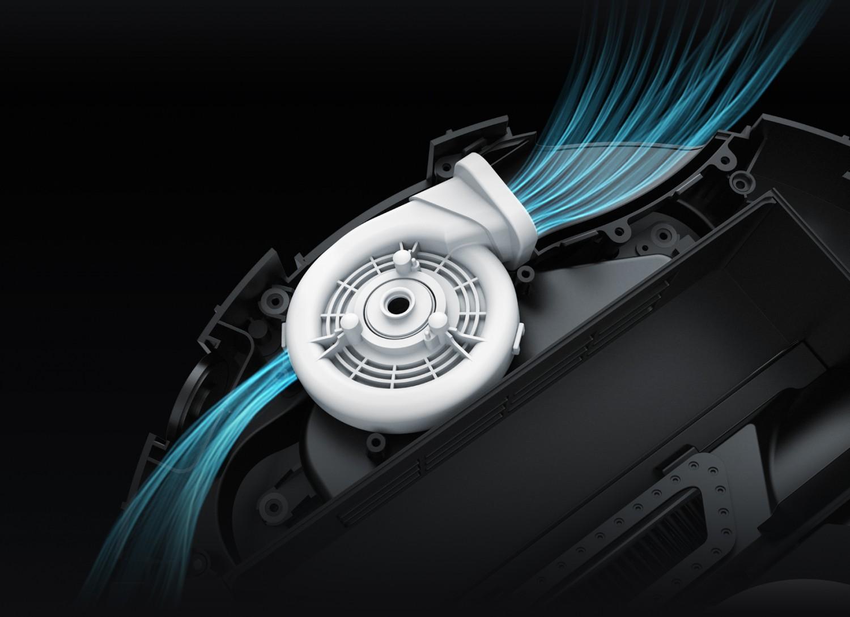 Výkonný motor japonskej značky NIDEC