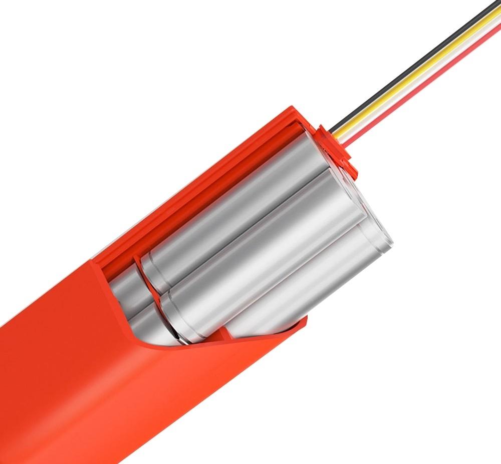 Výkonná batéria s dlhou výdržou