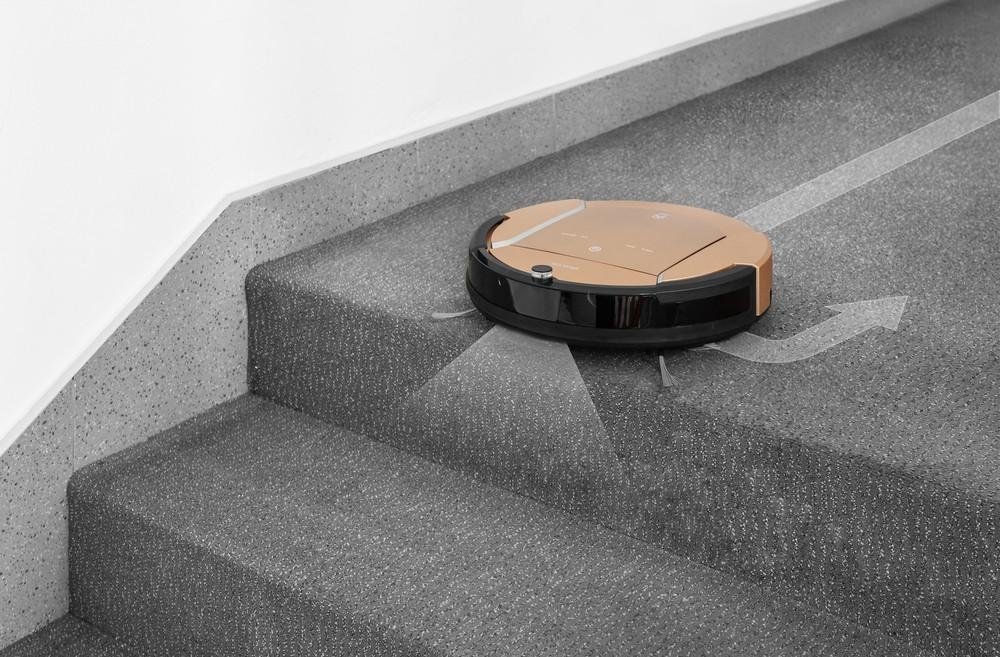 S infračervenými senzormi nespadnem zo schodov