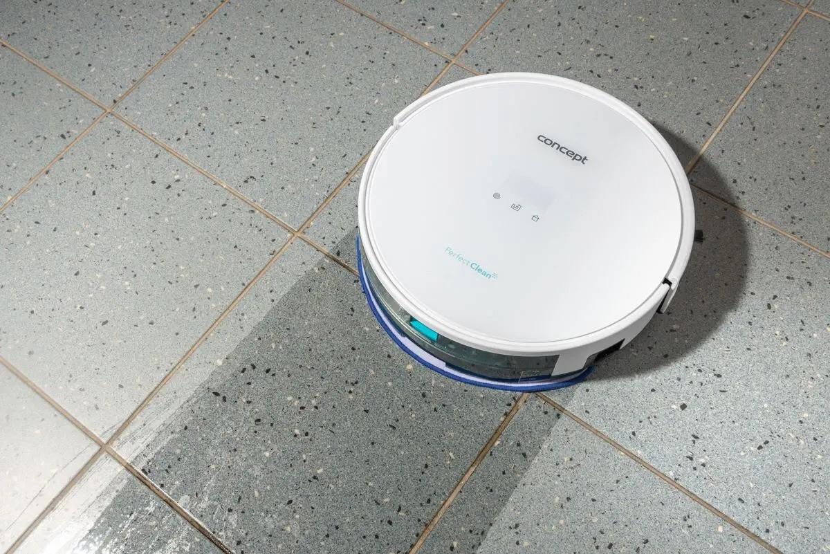 Concept VR2010 Perfect Clean 2v1 sa nebojí ničoho