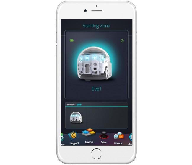 Diaľkové ovládanie z displeja smartfónu