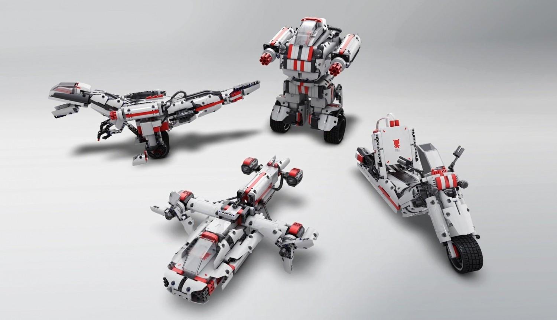 Predstavenie robotickej hračky Xiaomi Mi Bunny Robot Builder