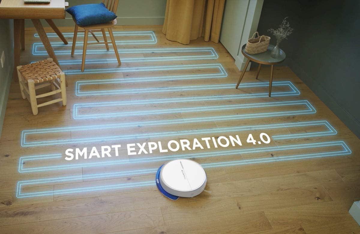 Navigačný systém Smart Exploration 4.0