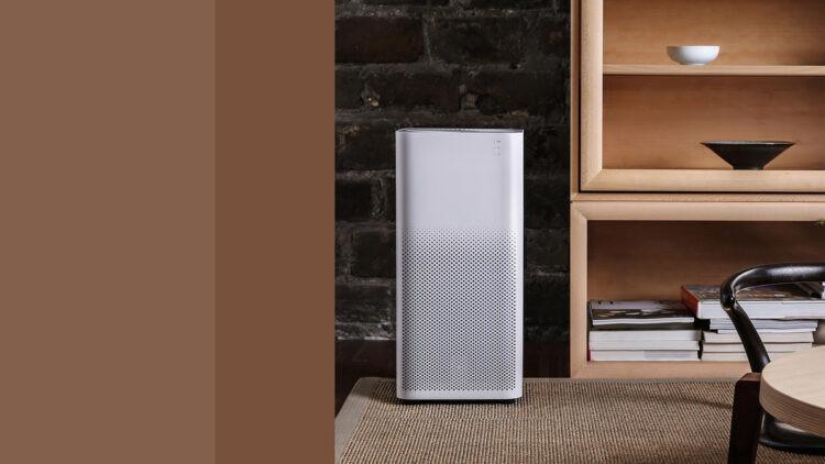 Za 10 minút dokáže čistička kompletne vyčistiť vzduch v obývacej izbe