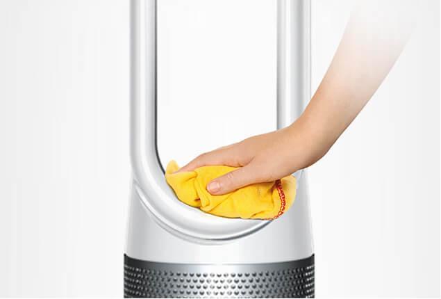 Jednoduché čistenie a údržba