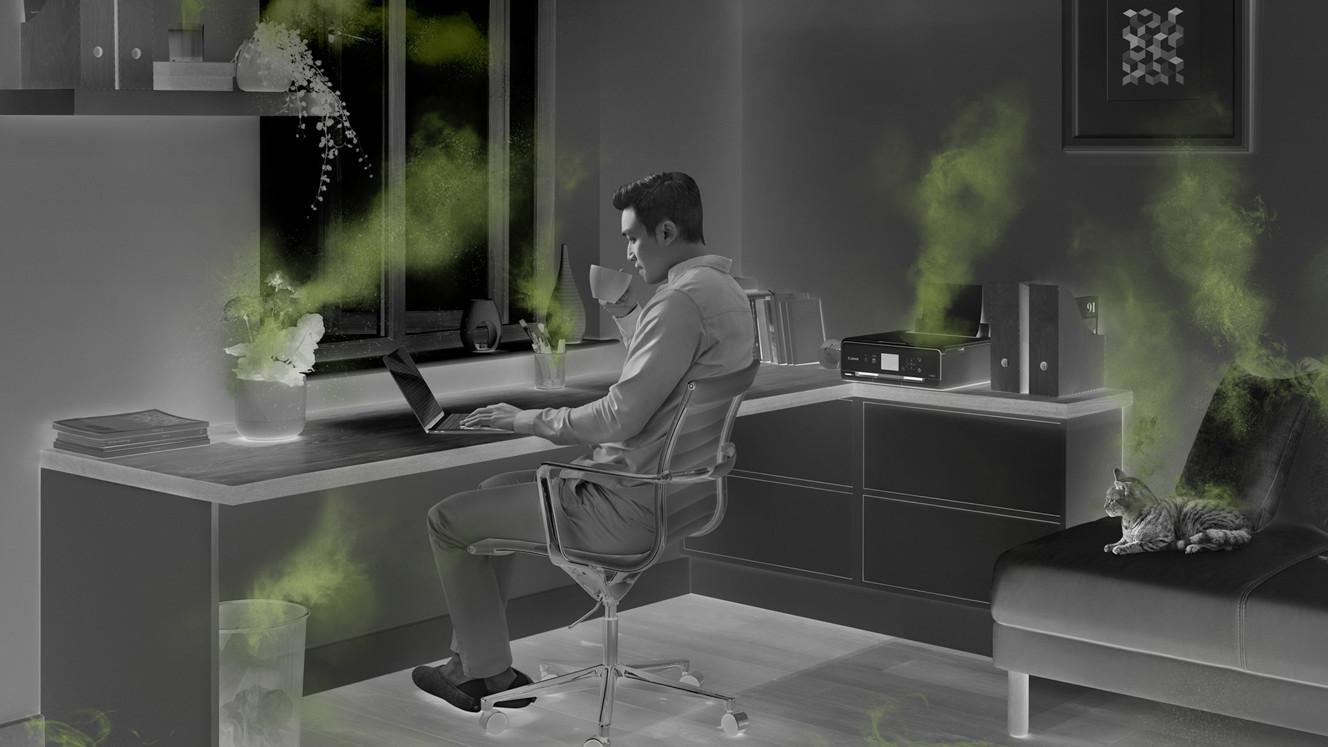 Vzduch v domácnosti môže byť až 5x viac znečistený ako vzduch vonku