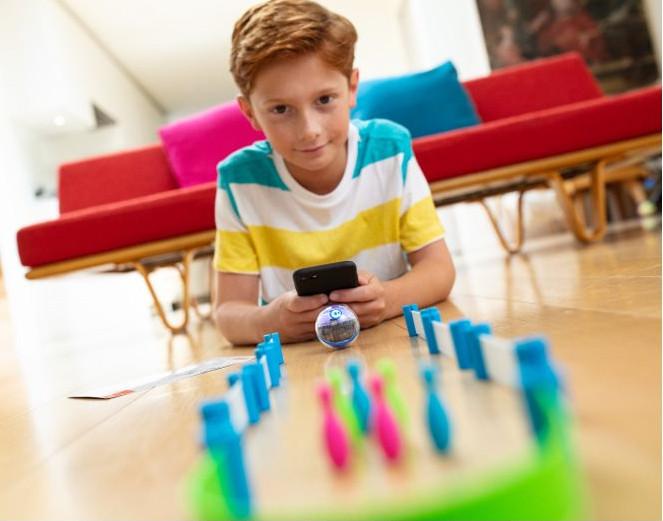 Mobilná aplikácia Sphero Play
