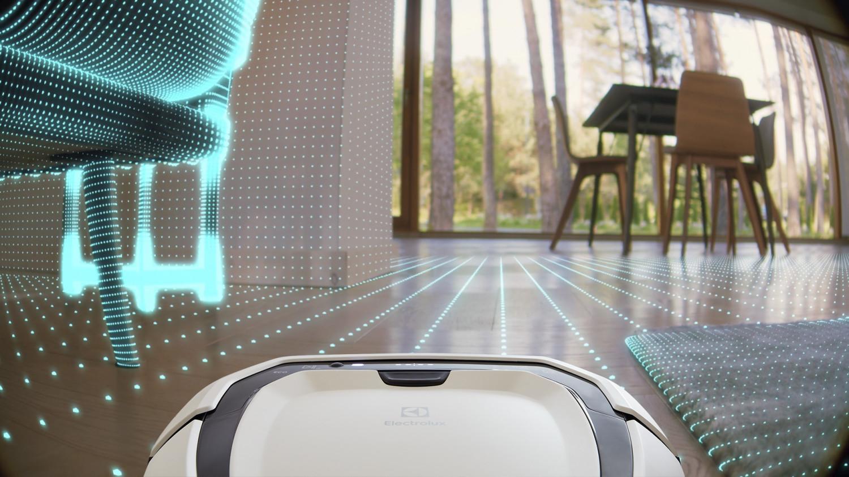 Systém 3D Vision pre pohyb mezi prekážkami