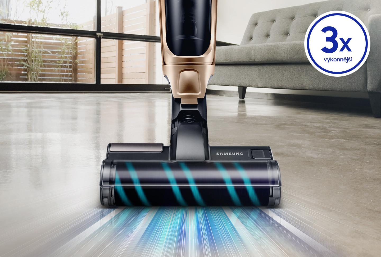 Šetrné a efektívne čistenie tvrdých podláh