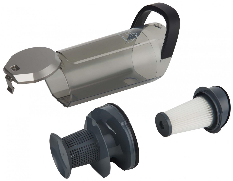 Vysoko kvalitný HEPA filter a bezvreckovú prevádzku si obľúbite