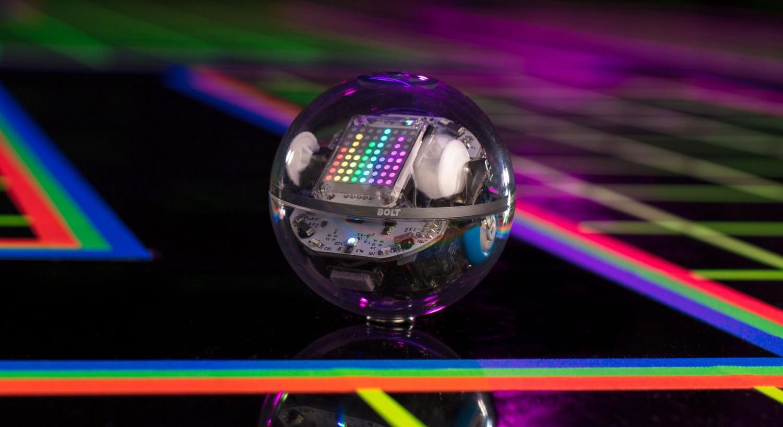 Osemfarebný LED displej