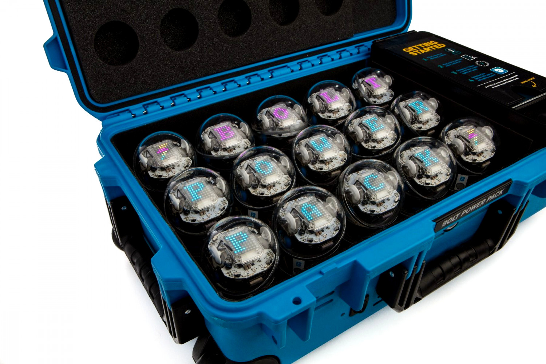 Predstavenie Sphero BOLT Power Pack