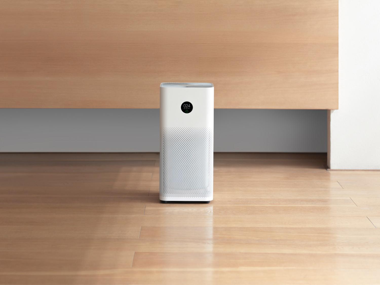 Predstavenie Xiaomi Mi Air Purifier 3H