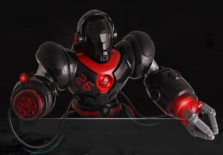Predstavenie Zigybot - Hektor