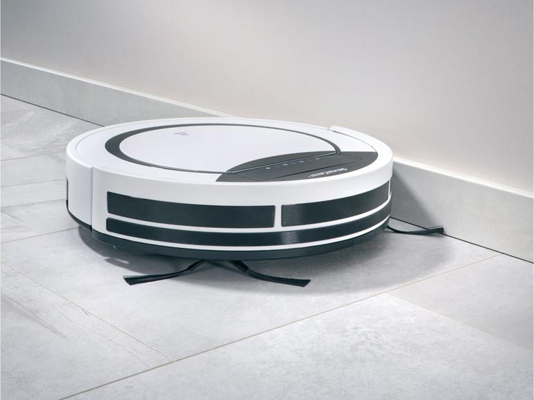 Predstavenie robotického vysávača Sencor SRV 1000SL