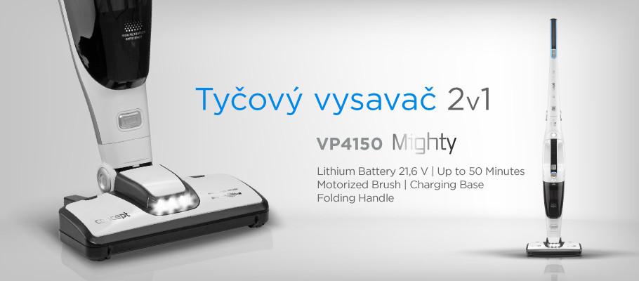 Tyčový vysávač Concept VP4150 Mighty