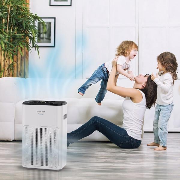 Predstavenie Concept CA1030 Perfect Air Smart