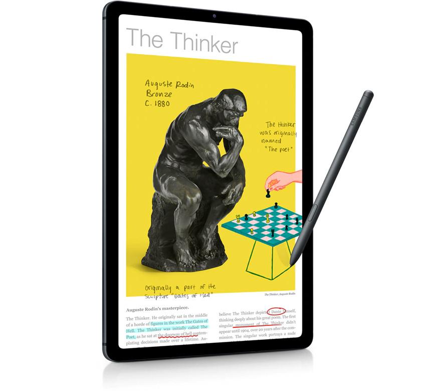 Predstavenie tabletu Samsung Galaxy Tab S6 Lite WiFi