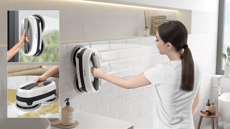 Ručné umývanie kachličiek nikdy nebolo jednoduchšie