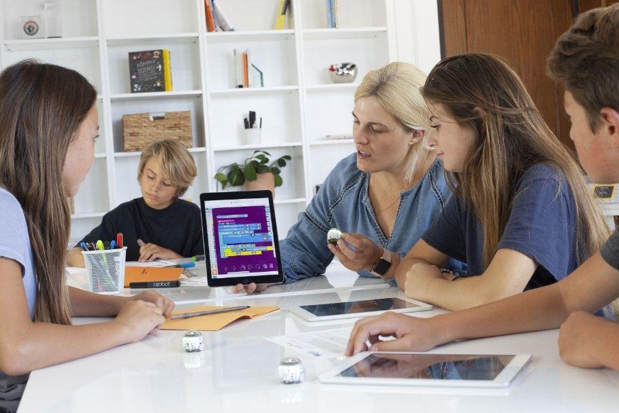 Bezplatná školská platforma Ozobot Classroom