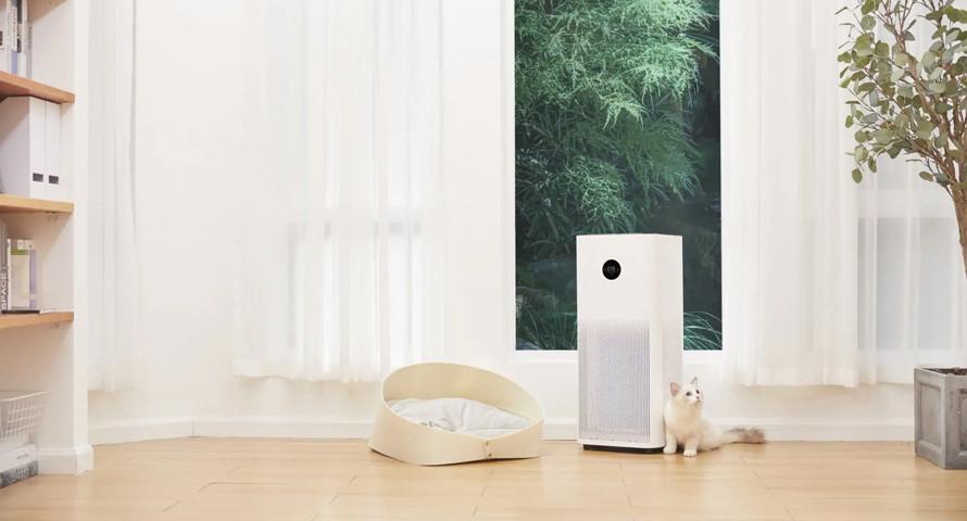 Predstavenie čističky vzduchu Xiaomi Mi Air Purifier Pro H