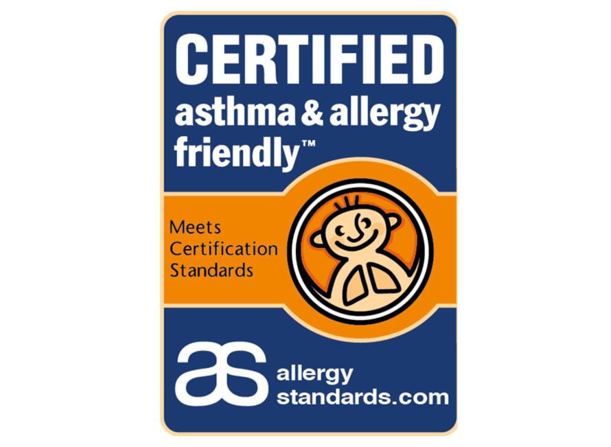 Certifikát neškodnosti pre astmatikov a alergikov