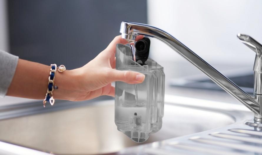 Vysokokapacitná nádobka na čistú vodu