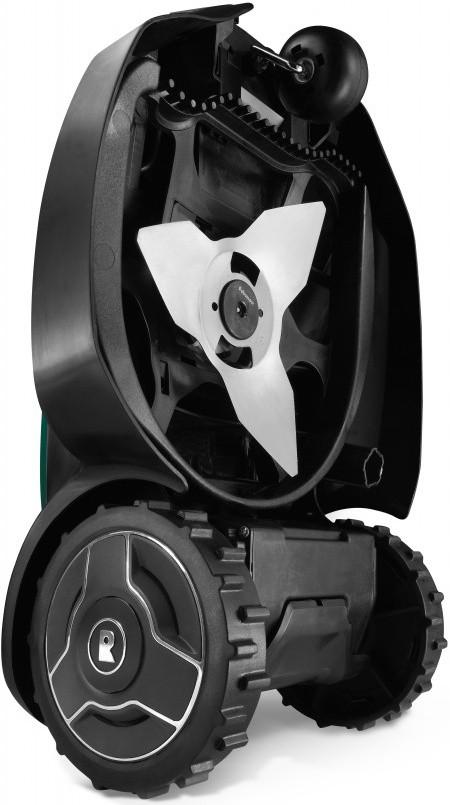 Predstavenie robotické kosačky Robomow RC 304 PRO
