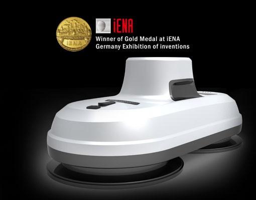 Získané ocenenie zlatá medaila iENA, Nemecko