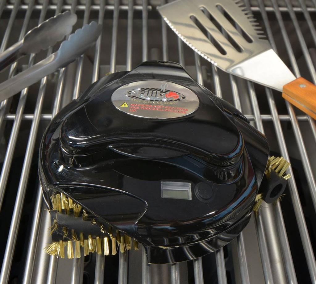Predstavenie Grillbot Black GBU101